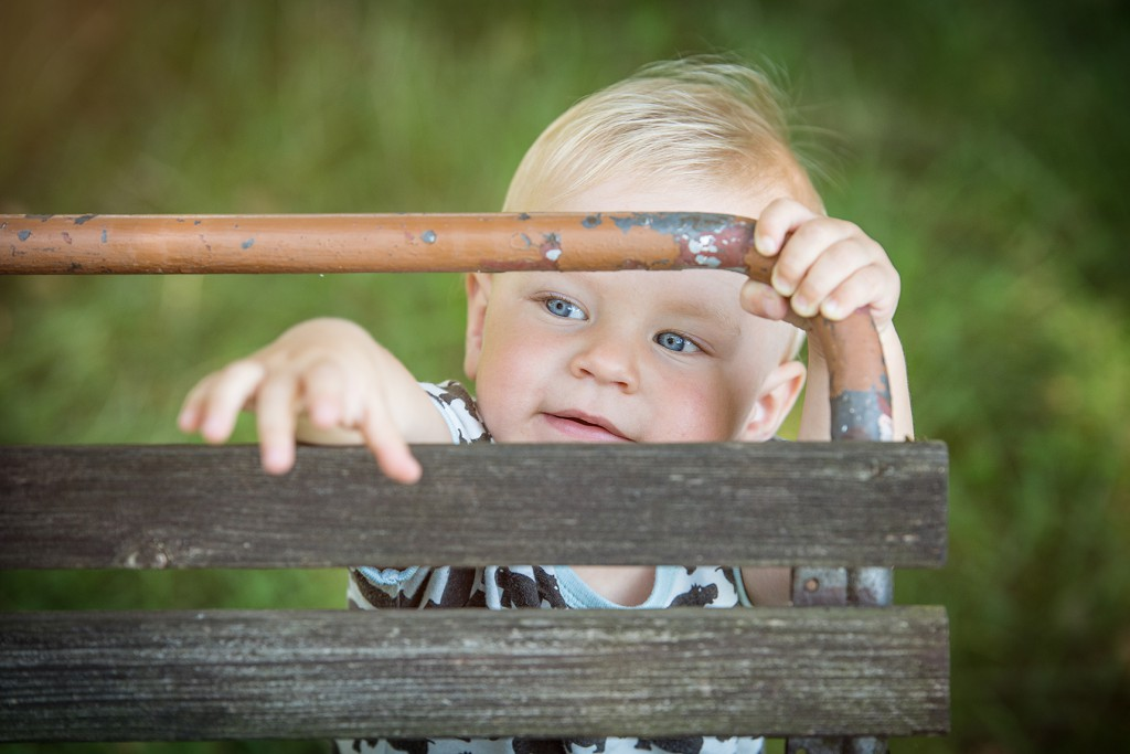 babyshooting babyfoto draußen