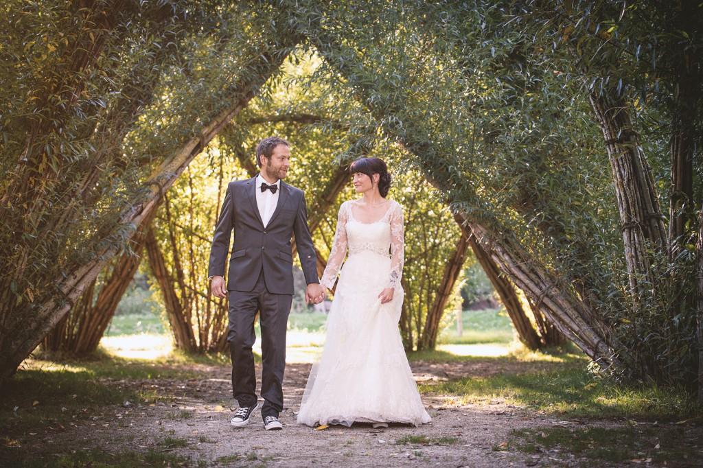 Hochzeit im Weidenpalais in Rheder