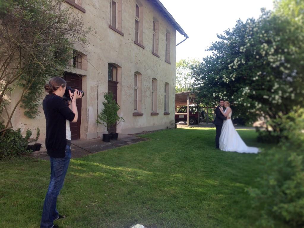 Hochzeitsfotograf auf dem Rittergut Meinbrexen
