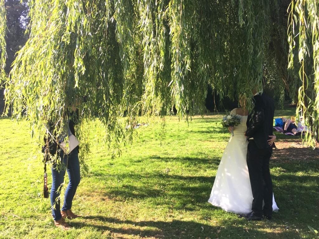 Hochzeitsfotograf in Münster am Aasee