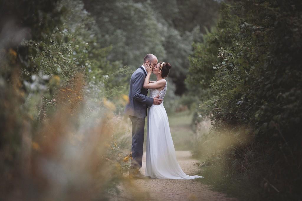 Hochzeitsfotograf aus NRW bei der Arbeit