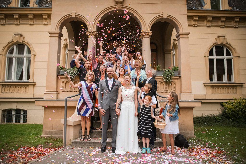 heiraten in der Hochzeitsvilla steglitz zehlendorf in berlin