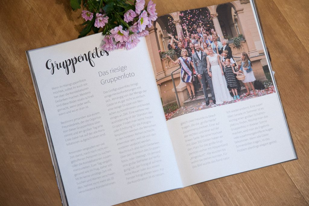 Hochzeitsratgeber für die Braut