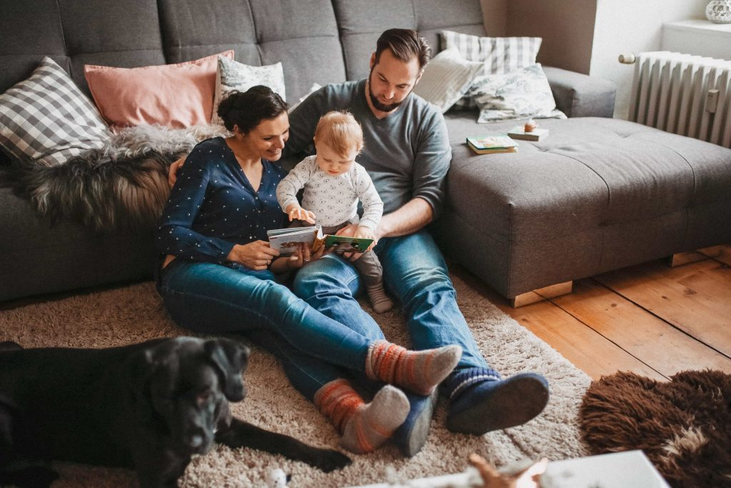 ungestellte Famillienbilder Hoexter