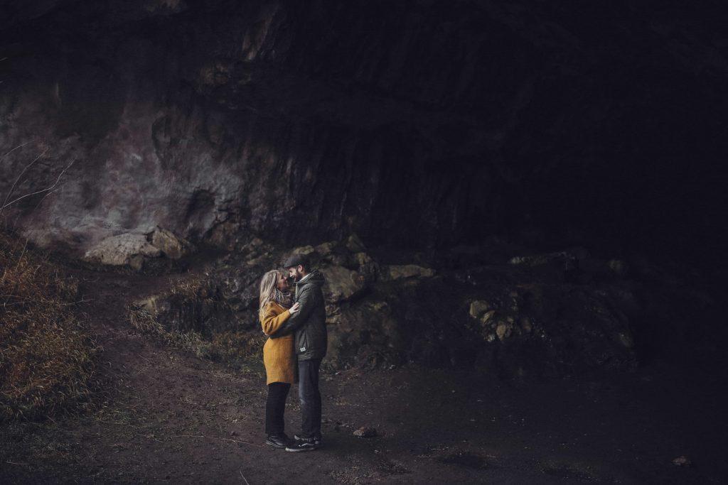 Paarshooting in einer Höhle Paderborn