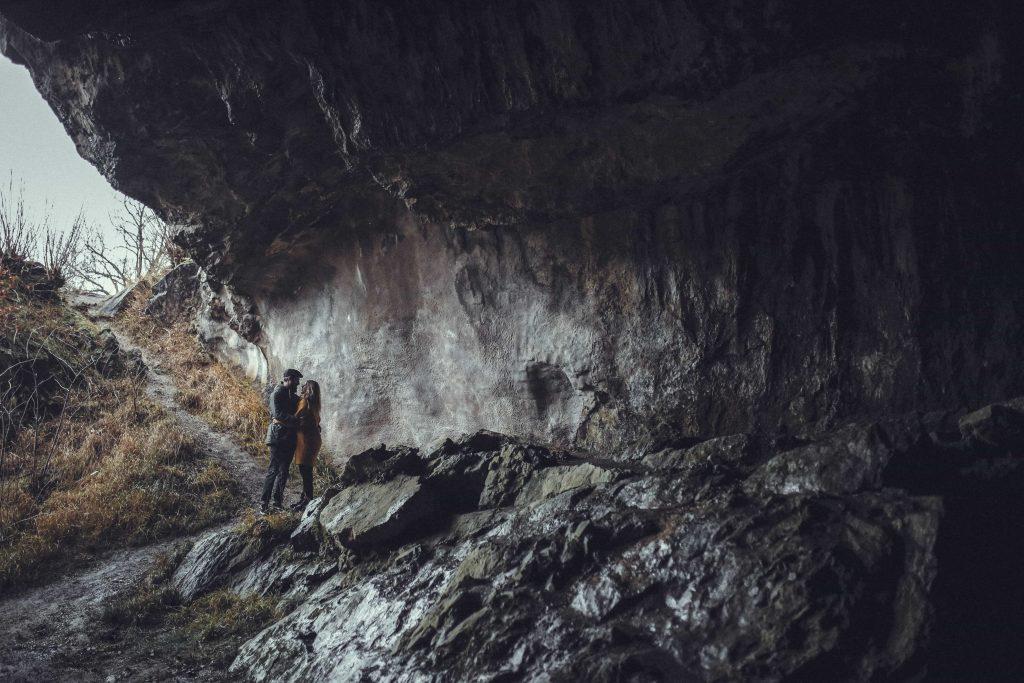 Paarshooting in Paderborn in Höhle