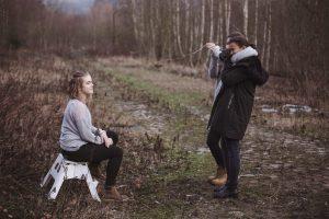 Schülerpraktikum beim Fotografen