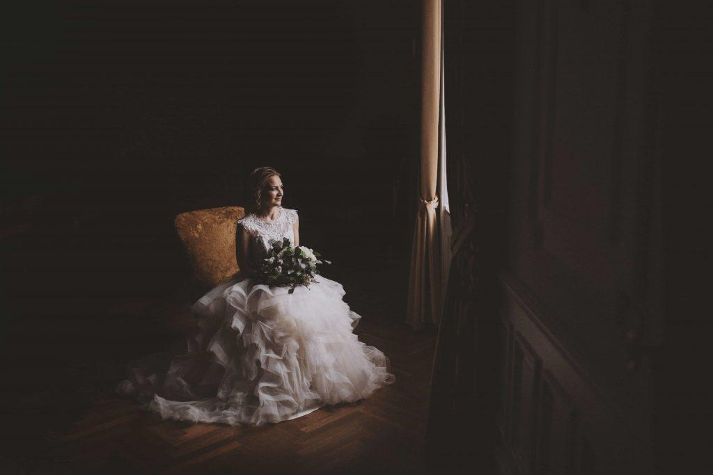 Hochzeitsfotos im Schloss Ovelgönne