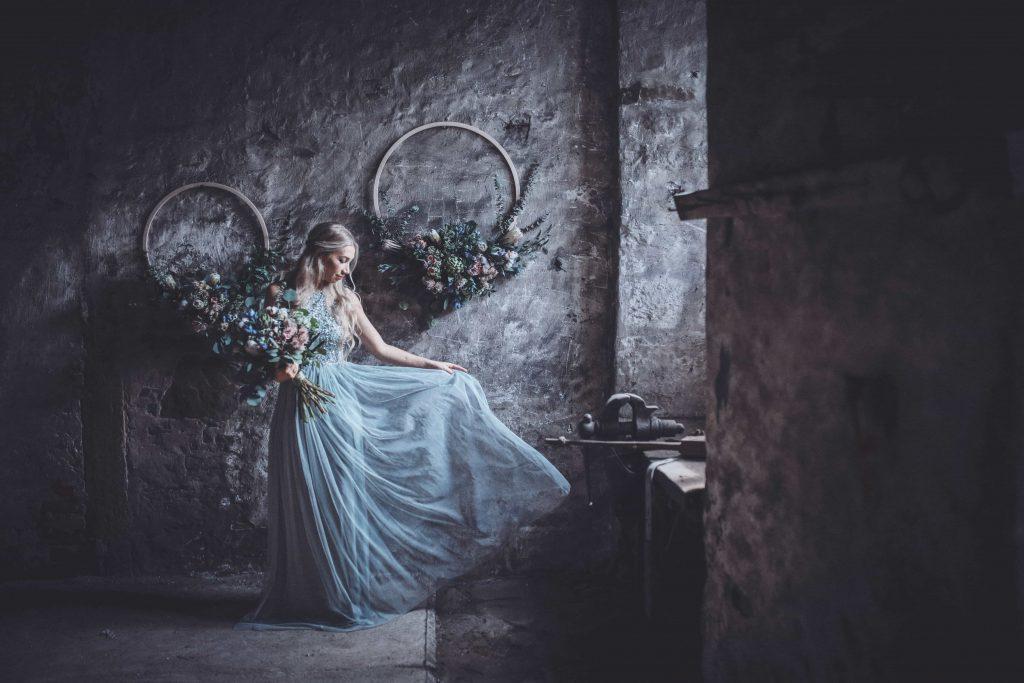 Braut in Corvey Hoexter